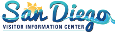San Diego Visitor Info Center Logo